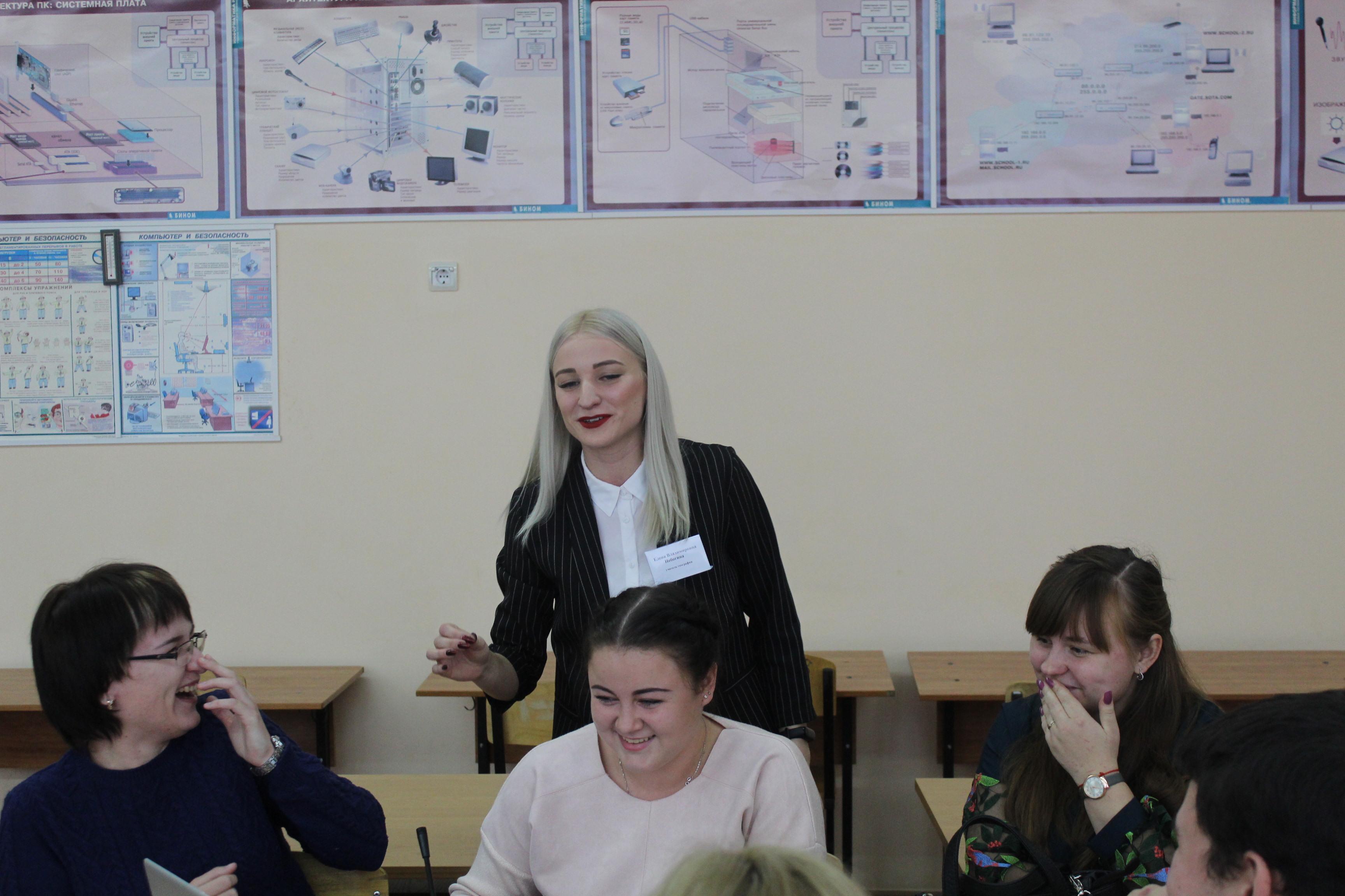 Областной семинар молодых педагогов «Вектор успеха»